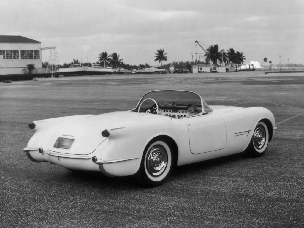 Домашний истребитель Сhevrolet Corvette