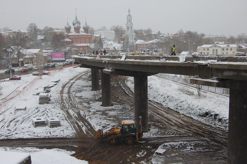 «Дорожный» нацпроект для ремонта мостов - юмор или издевательство