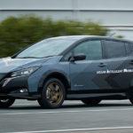 Двухмоторная система полного привода Nissan