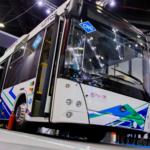 Экологичный автобус Lotos