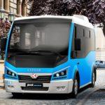 Электробусы Karsan с батареями от BMW