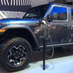 Гибридные версии внедорожников Jeep: Compass, Renegade и Wrangler