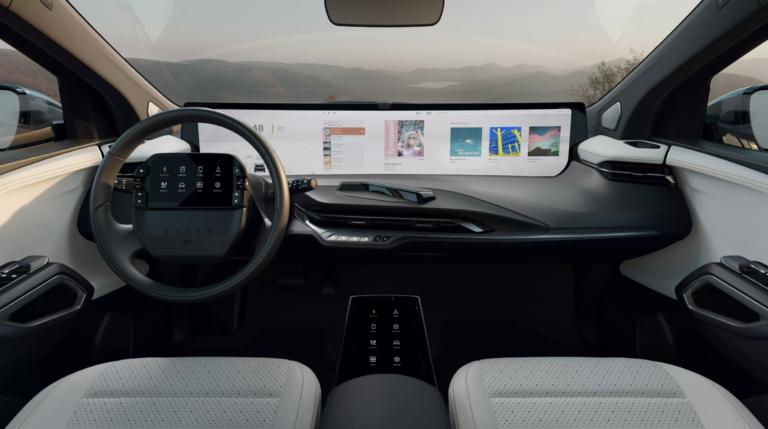 Интересные системы в серийных машинах будущего