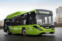 Китайские электробусы BYD с британскими кузовами в Шотландии