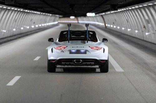 Кросс-версия Renault Alpine A110