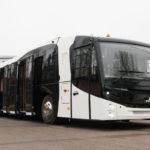 Новый аэродромный автобус МАЗ