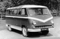 РАФ-977 — первый советский минивэн
