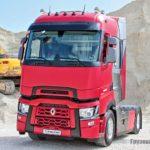 Седельный тягач Renault «Турмалин»