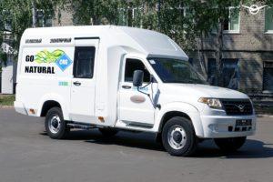 Семейное авто на базе УАЗ «Профи»
