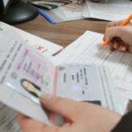 В каких случаях водительские права заменяет паспорт