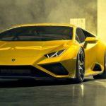 Заднеприводное купе Lamborghini Huracan Evo RWD