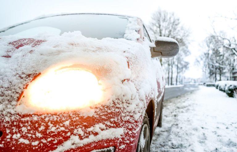 Автохимия для русской зимы