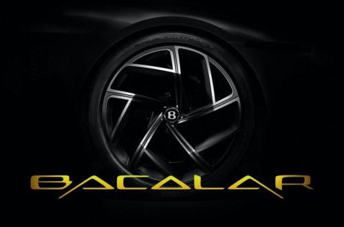 Bentley Mulliner Bacalar - самая дорогая модель марки