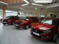 Цены автомобилей LADA в других странах