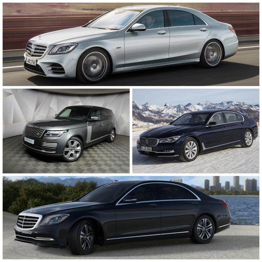 Эксперт: Любимые автомобили наших чиновников