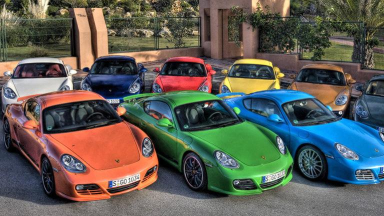 Эксперт: Самые популярные цвета машин в 2019 году
