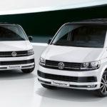 Фургон Volkswagen Transporter нового поколения