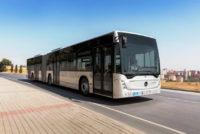 Городские автобусы Mercedes и Scania