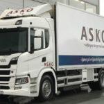 Грузовики Scania с водородной установкой
