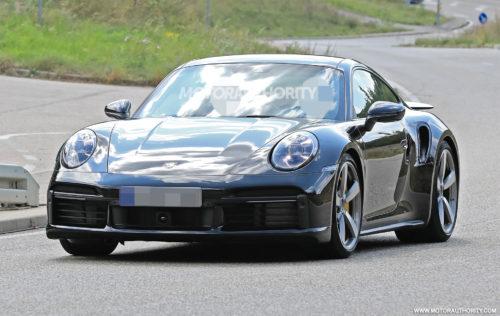 Хардкорные версии Porsche 911 - Turbo и Turbo S