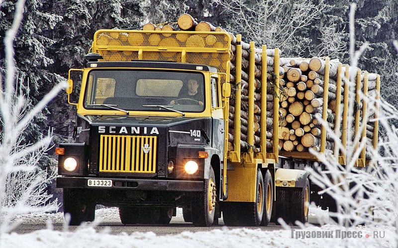 Юбилей двигателя Scania V8 DS 14