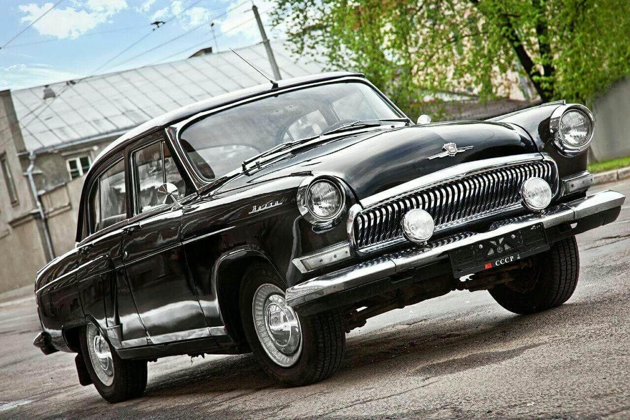 Мы из СССР. Интересные факты о советских автомобилях