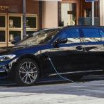 Новый BMW 330e Touring с полным приводом