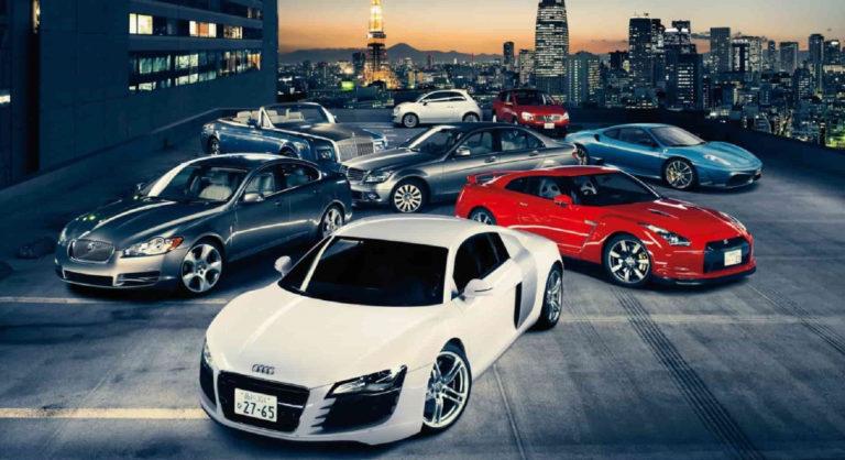 Облагаемых налогом на роскошь машин стало больше