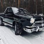 Самодельный пикап на базе редкого ГАЗ-21 «Волга»