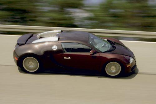 Самые скоростные суперкары стремятся к отметке 500 кмч