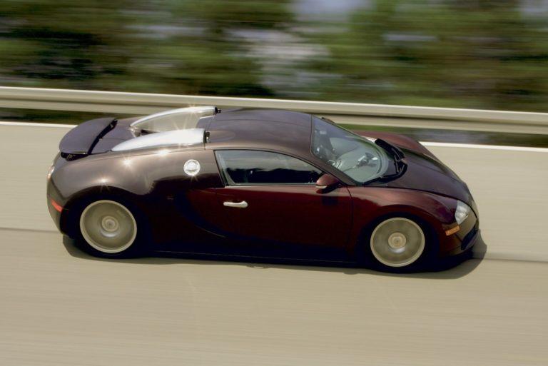 Самые скоростные суперкары стремятся к отметке 500 км/ч