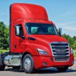 Седельный тягач Freightliner Cascadia