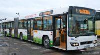 Сочлененный автобус Volvo