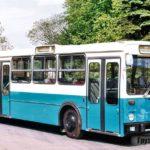 Стандартизация автобусов по немецкий VÖV 1967 г.