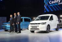 Volkswagen Caddy нового поколения