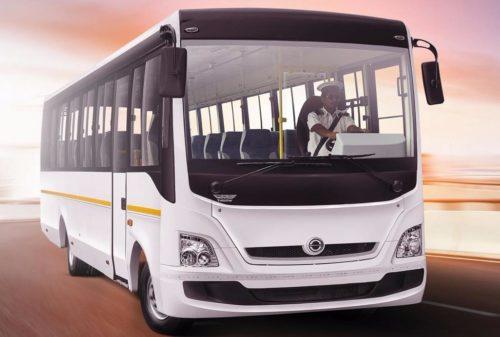 Автобусы BharatBenz