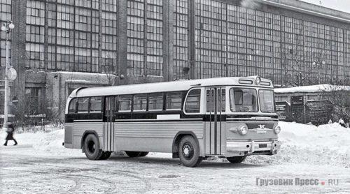 Автобусы ЗИС-129 и ЗИЛ-129Б