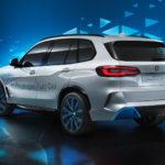 BMW X5 на водороде