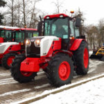 Белорусские тракторы