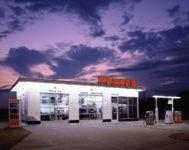 Цена бензина на заправках в США 21 рубль
