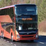 Двухэтажный автобус Volvo