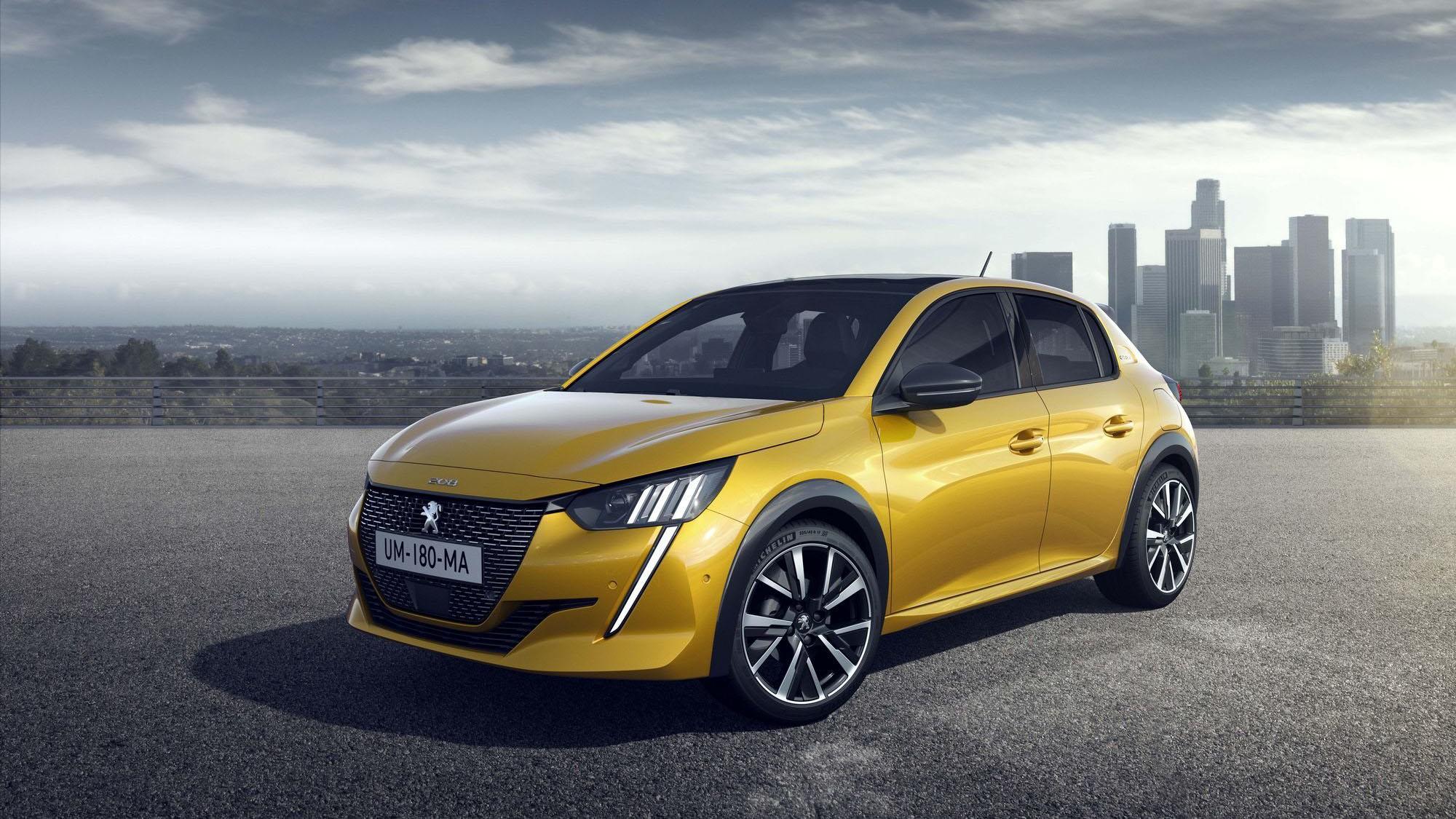 Европа назвала лучшие автомобили 2020 года