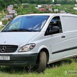 Фургон Mercedes-Benz Vito CDI