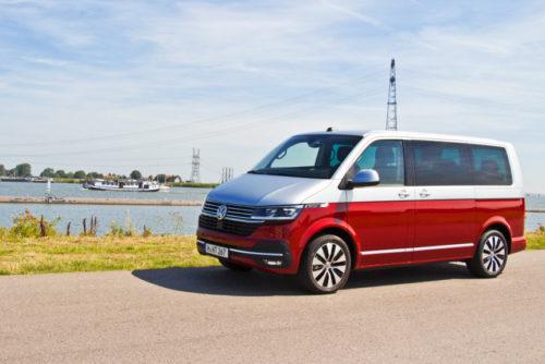 Фургоны и микроавтобусы Volkswagen Т6.1