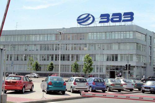 LADA будут собирать на заводе ЗАЗ в Украине