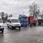 Микроавтобусы и магистральные тягачи МАЗ