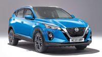 Новый Nissan Qashqai с гибридной силовой установкой