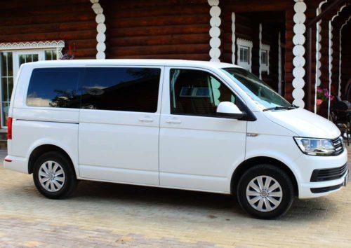 Перевозки на пассажирском VW Caravelle