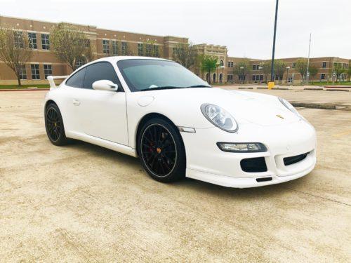 Porsche 911 с центральным расположением руля