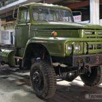 Северокорейские грузовики Jaju-64 и Jaju-82